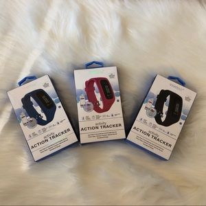 Accessories - Vivitar Accelerate Activity Tracker Sports Band